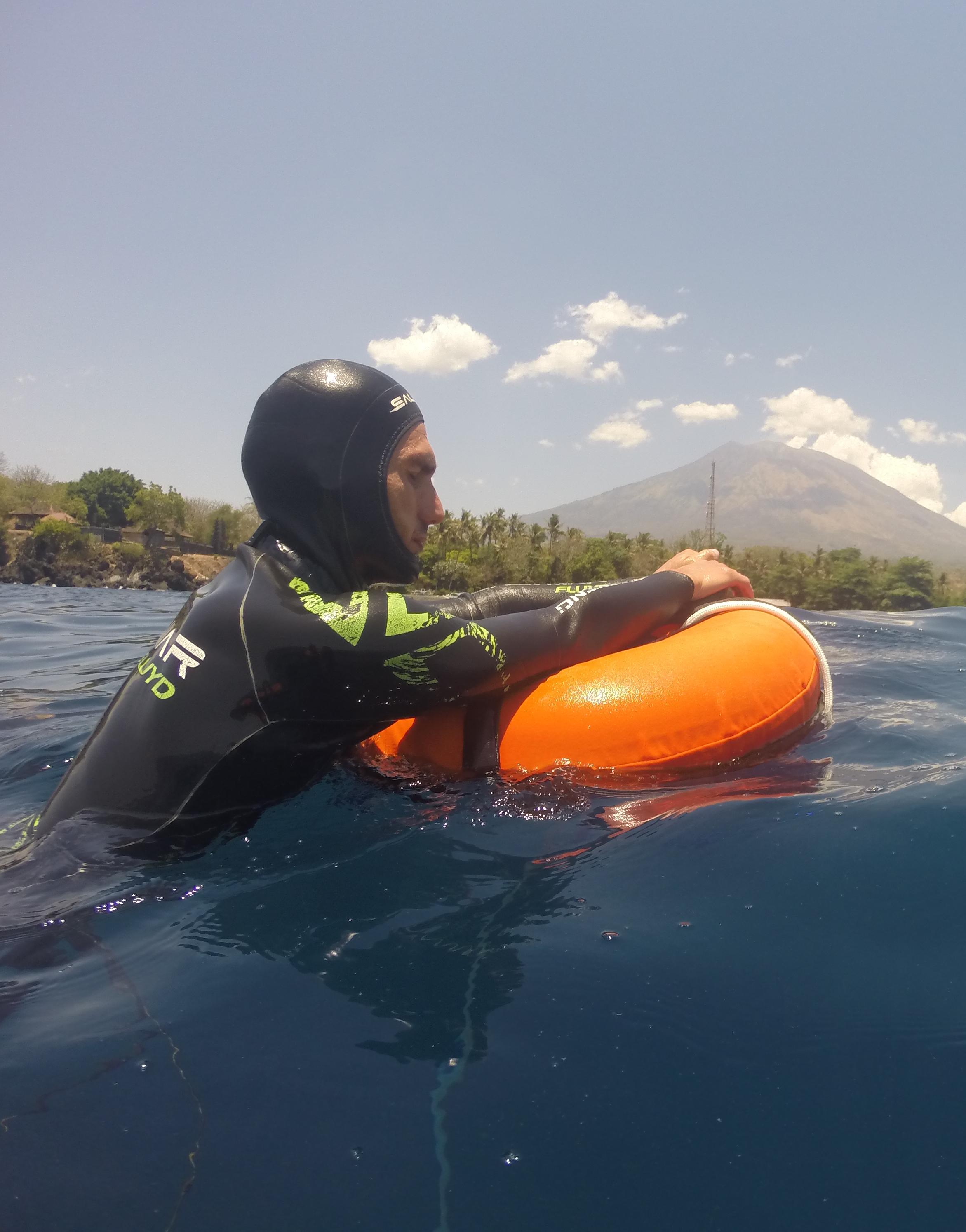 Embodied Ocean Freediving
